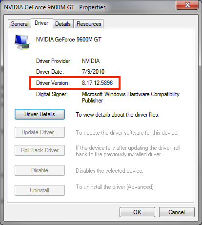 how to change drivers from via to nvidia