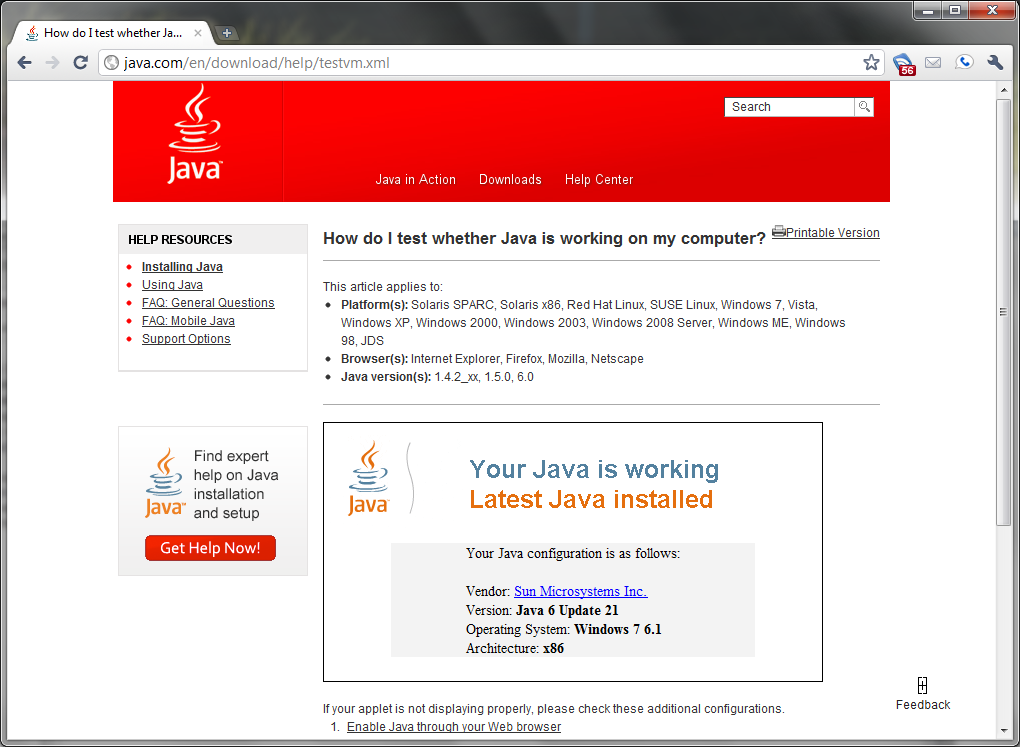 Java Browser Plugin for Mozilla Vulnerable to DLL Preloading Attack