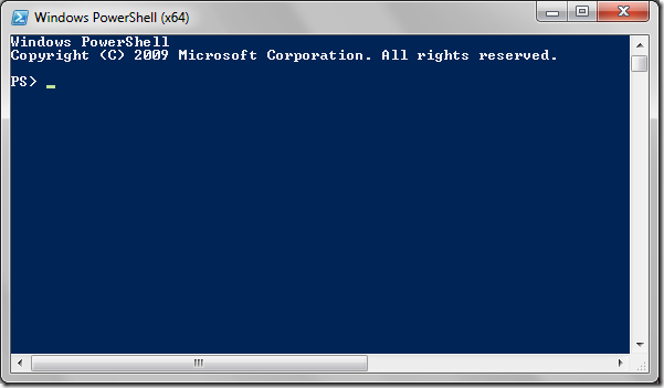powershell-standard-console-scrollbars